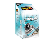 MEGUIARS AIR RE-FRESHER DESODORANTE ELIMINA OLORES NEW CAR SCENT